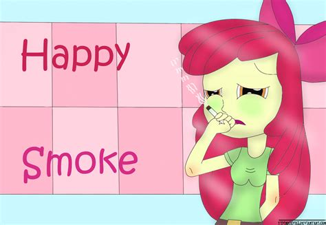 Applebloom Smoking!!! By Ytpinkiepie2 On