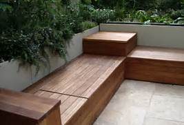 Outdoor Patio Furniture With Bench Seating by Magnificent Furniture Of Wooden Diy Patio Bench As Elegant Exterior House Dec