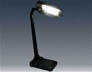 La Lampe De Luminothrapie Au Bureau Aussi Les