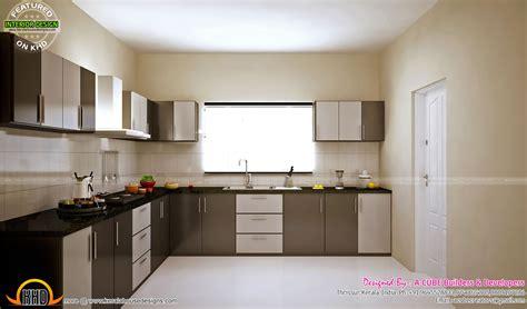 kitchen and bedroom design kitchen and master bedroom designs kerala home design 4996