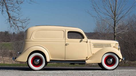 ford sedan delivery  indy