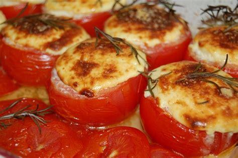 cuisiner la tomate recette de tomates à la ricotta la recette facile