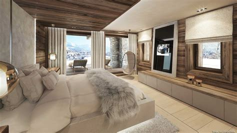 chambre chalet de luxe awesome chambre de chalet gallery design trends 2017