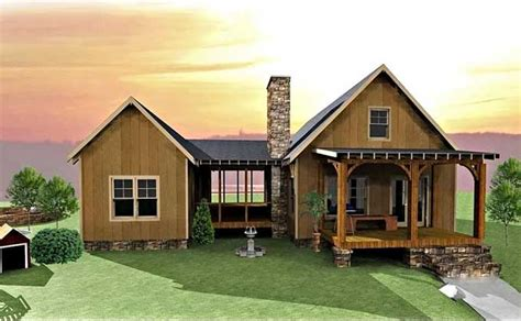 small cabin floor plans with loft trot house plan dogtrot home plan by max fulbright