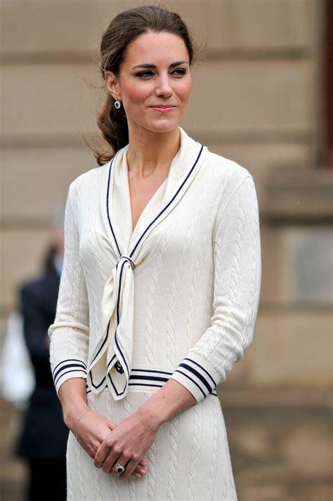 marlene birger duchess kate mcqueen sailor dress duchesse or