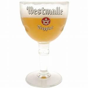 Verre A Bierre : verre bi re westmalle trappist ~ Teatrodelosmanantiales.com Idées de Décoration