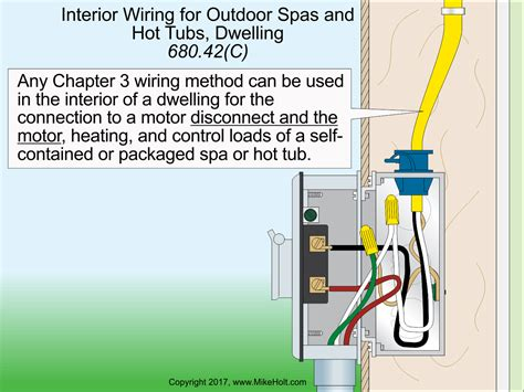 nec tub wiring requirements 31 wiring diagram images
