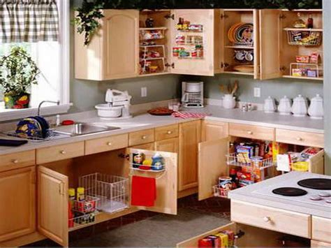Cabinet & Shelving  Tips On Organizing Kitchen Cabinets