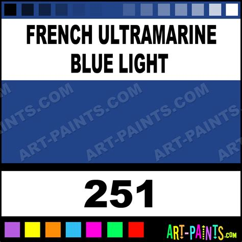light french blue paint french ultramarine blue light aquarelle watercolor paints