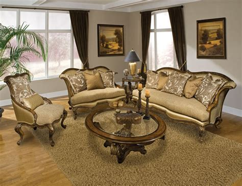 Style Sofa Sets by Venezia Classic Design Carved Wood Antique Style Sofa Set