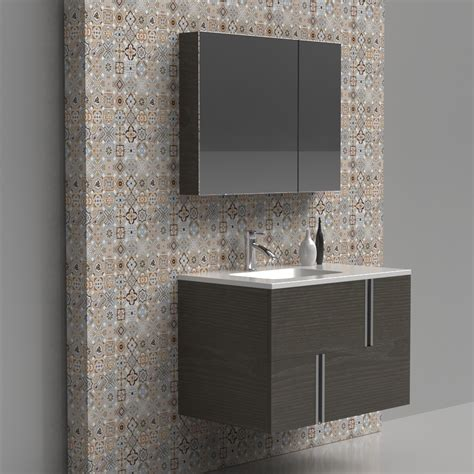 Bathroom Counter Revit by 3d Porcelanosa Travat Bathroom Vanity High Quality 3d Models