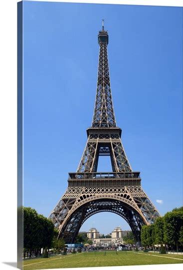 eiffel tower paris france photo canvas print great big