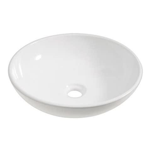 aufsatzwaschbecken rund 28 cm obi aufsatzwaschbecken sola 42 cm rund wei 223 kaufen bei obi