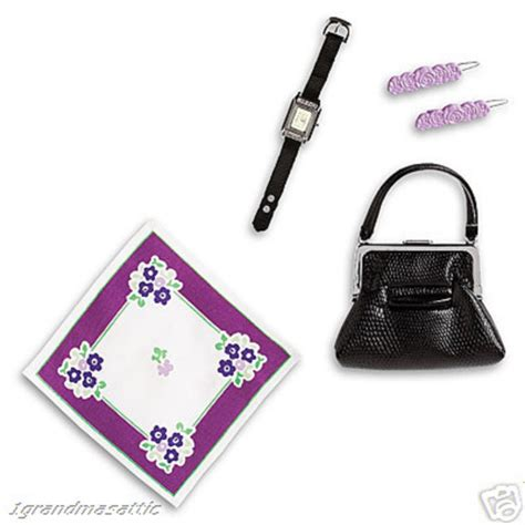 girl accessories american girl ruthie accessories nib purse barrett