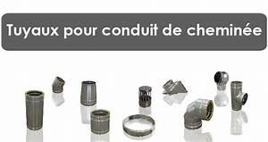 Conduit Cheminée Inox : tuyaux pour conduit de chemin e pour cr ation de conduit ~ Edinachiropracticcenter.com Idées de Décoration