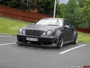 Garage Mercedes 94 : mercedes clk 55 amg breddad garaget ~ Gottalentnigeria.com Avis de Voitures
