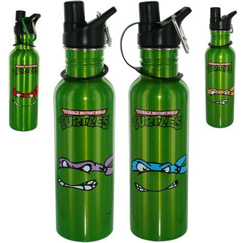 ninja turtles metal water bottles