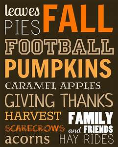 I love fall! Can't wait for it to come! Football season ...