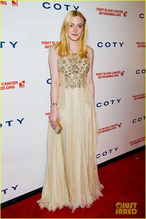 Heidi Klum Dakota Fanning Dkms Gala Photo