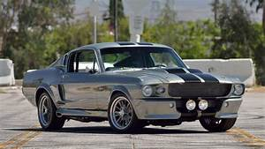 Nicolas Cage's 1967 Eleanor Mustang From 'Gone In 60 Seconds' Is Headed To Auction