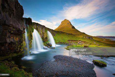 Kirkjufell Mount In Iceland Stock Photo Getty Images