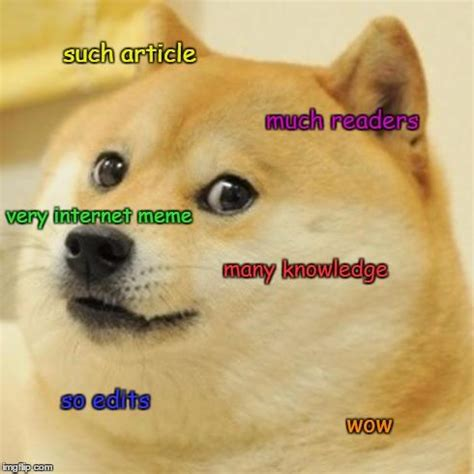 How To Pronounce Doge Meme - ten popular internet memes and trends and their origins infobarrel