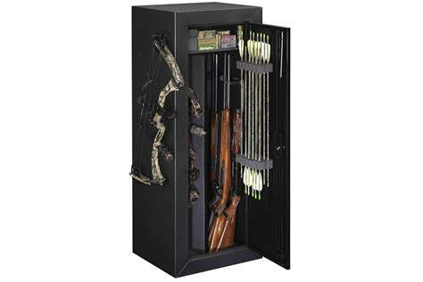 Stack On Bow Cabinet by Stack On Buck Commander Bow Gun Cabinet Vance Outdoors