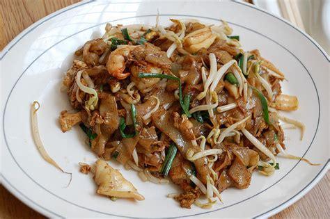 recette char kway teow nouilles saut 233 es aux crevettes 224 la fa 231 on singapourienne recettes