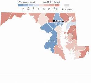 Maryland - Election Results 2008 - The New York Times