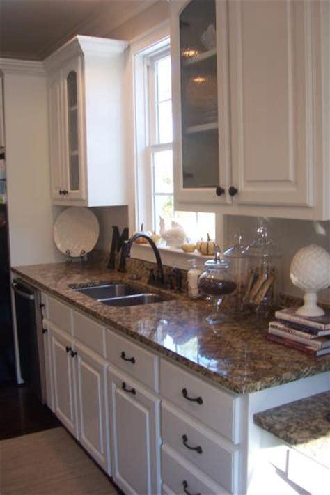 white granite countertops design ideas