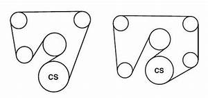 2000-2001 Audi A6 2 7l Serpentine Belt Diagram