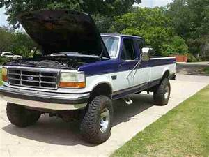 Buy Used Reduced  Lifted 1995 Ford F250 7 3 Powerstroke