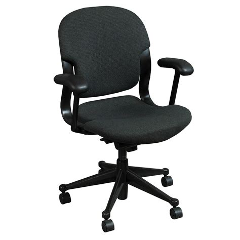 herman miller equa mid back used conference chair