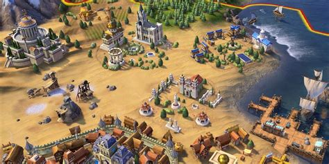 Civilization 6: Should You Improve Every Tile | Game Rant
