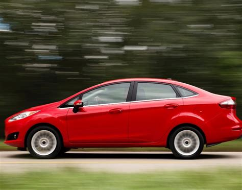Ford Fiesta Is Britain's Best-selling Car Ever