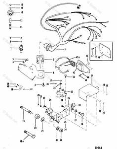 Mercury Mercruiser Sterndrive Parts By Year Mercruiser Oem Parts Diagram For Wiring Harness And
