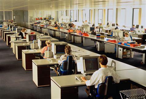 bureau open space open plan offices detrimental to worker productivity