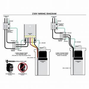 Deep Well Pump Wiring Diagram