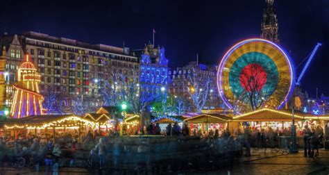 five of the best christmas markets in scotland scotsman