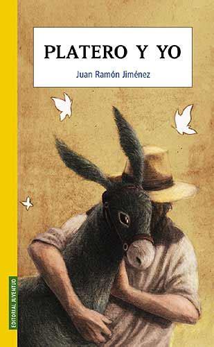 litera de literatura platero  yo juan ramon jimenez