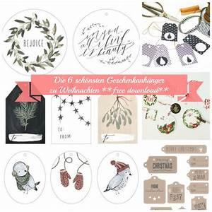 Geschenkanhänger Weihnachten Drucken : die 10 sch nsten diy verpackungsideen f r weihnachten decorize ~ Eleganceandgraceweddings.com Haus und Dekorationen