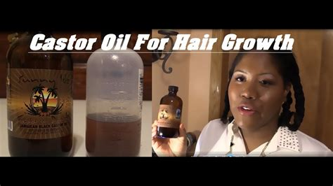 how to apply castor to your scalp for faster hair growth
