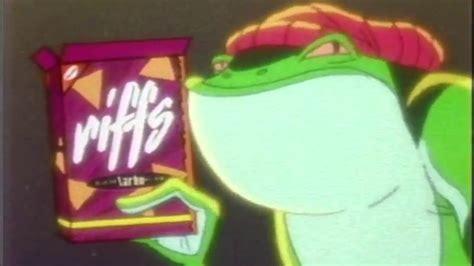 Nabisco Riffs - Riff It (1993, Canada) - YouTube