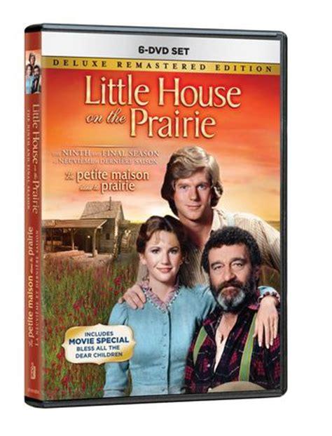 la maison dans la prairie saison 9 dvd s 233 rie t 233 l 233 vis 233 e la maison dans la prairie saison 9 et la derni 232 re saison ensemble