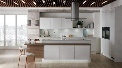 white kitchen ideas howdens joinery