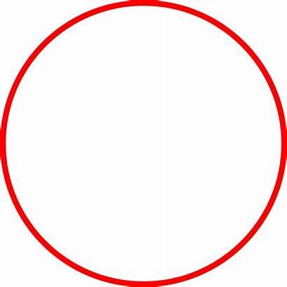 Circle Transparent Shape Clipart Shapes Clip Line