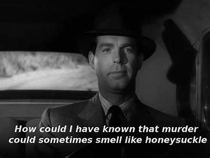 Double Indemnity Quotes Noir Honeysuckle Tuesday Brightwalldarkroom