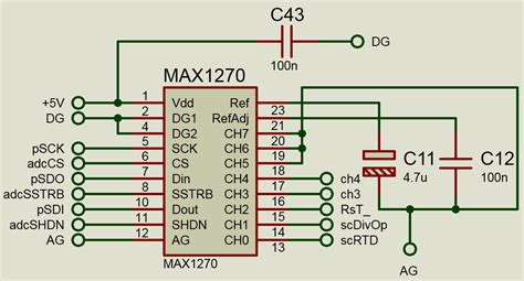 Microcontroller Erratic Adc Output Electrical