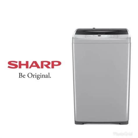 Warna kabel mesin cuci sharp. Jual SHARP MESIN CUCI 1 TABUNG 7.5 KG ESP 950 - Jakarta ...