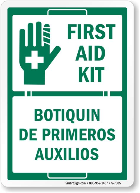 Bilingual First Aid Kit, Botiquin De Primeros Auxilos Sign. Student Signs. Normal Colon Signs Of Stroke. Schedule Signs Of Stroke. Duality Signs Of Stroke. Round Signs. 14th Signs. Slight Signs Of Stroke. Ily Signs Of Stroke